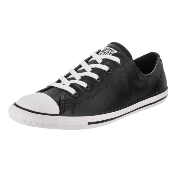 b2d3e5b8dc48 Shop Converse Women s Chuck Taylor All Star Dainty Ox Casual Shoe ...