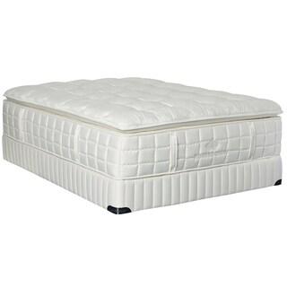 Kingsdown Vintage Elite Mosaic 17-inch Queen-size Pillow Top Luxury Mattress Set