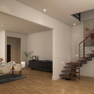 DALS Vertical LED Step Light