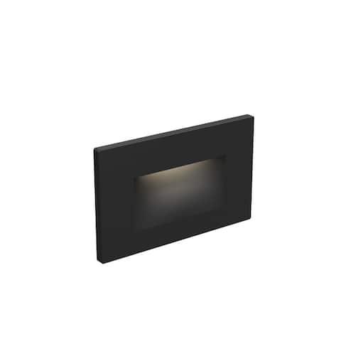 DALS Lighting Indoor/Outdoor Recessed Horizontal LED Step Light - 4.75 Inch