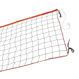Halex 21 Ply Volleyball Net with Steel Cable