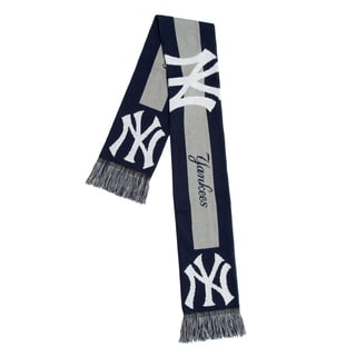 New York Yankees MLB Adult Big Logo Scarf