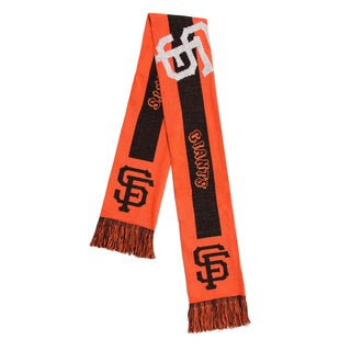 San Francisco Giants MLB Adult Big Logo Scarf