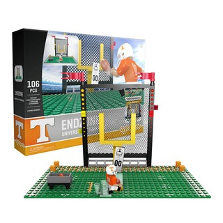 Tennessee Volunteers NCAA End Zone Buildable Playset