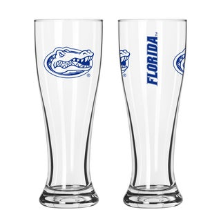 Florida Gators NCAA 2-Pack Gameday Pilsner Set