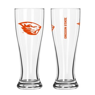 Oregon State Beavers NCAA 2-Pack Gameday Pilsner Set