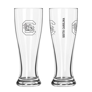 South Carolina Gamecocks NCAA 2-Pk Gameday Pilsner Set