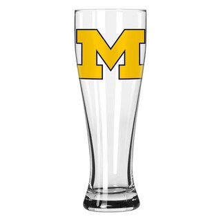 Michigan Wolverines NCAA 23-ounce Grand Pilsner