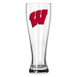 Wisconsin Badgers NCAA 23-ounce Grand Pilsner