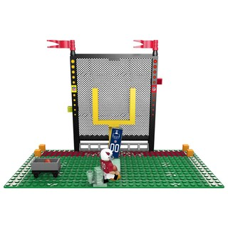 Arizona Cardinals NFL End Zone Buildable Playset
