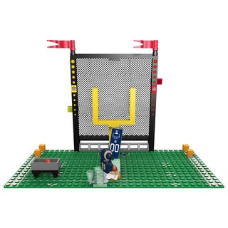Los Angeles Rams NFL End Zone Buildable Playset