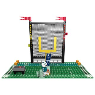 Miami Dolphins NFL End Zone Buildable Playset