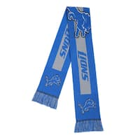 Detroit Lions NFL Adult Big Logo Scarf