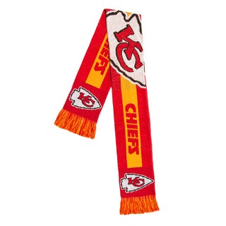 Kansas City Chiefs NFL Adult Big Logo Scarf