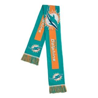 Miami Dolphins NFL Adult Big Logo Scarf