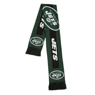 New York Jets NFL Adult Big Logo Scarf