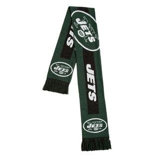New York Jets NFL Adult Big Logo Scarf