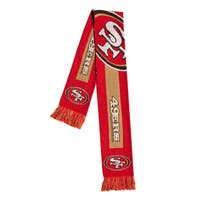San Francisco 49Ers NFL Adult Big Logo Scarf