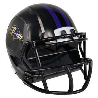 Baltimore Ravens NFL Mini Helmet Bank