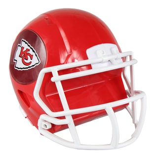 Kansas City Chiefs NFL Mini Helmet Bank