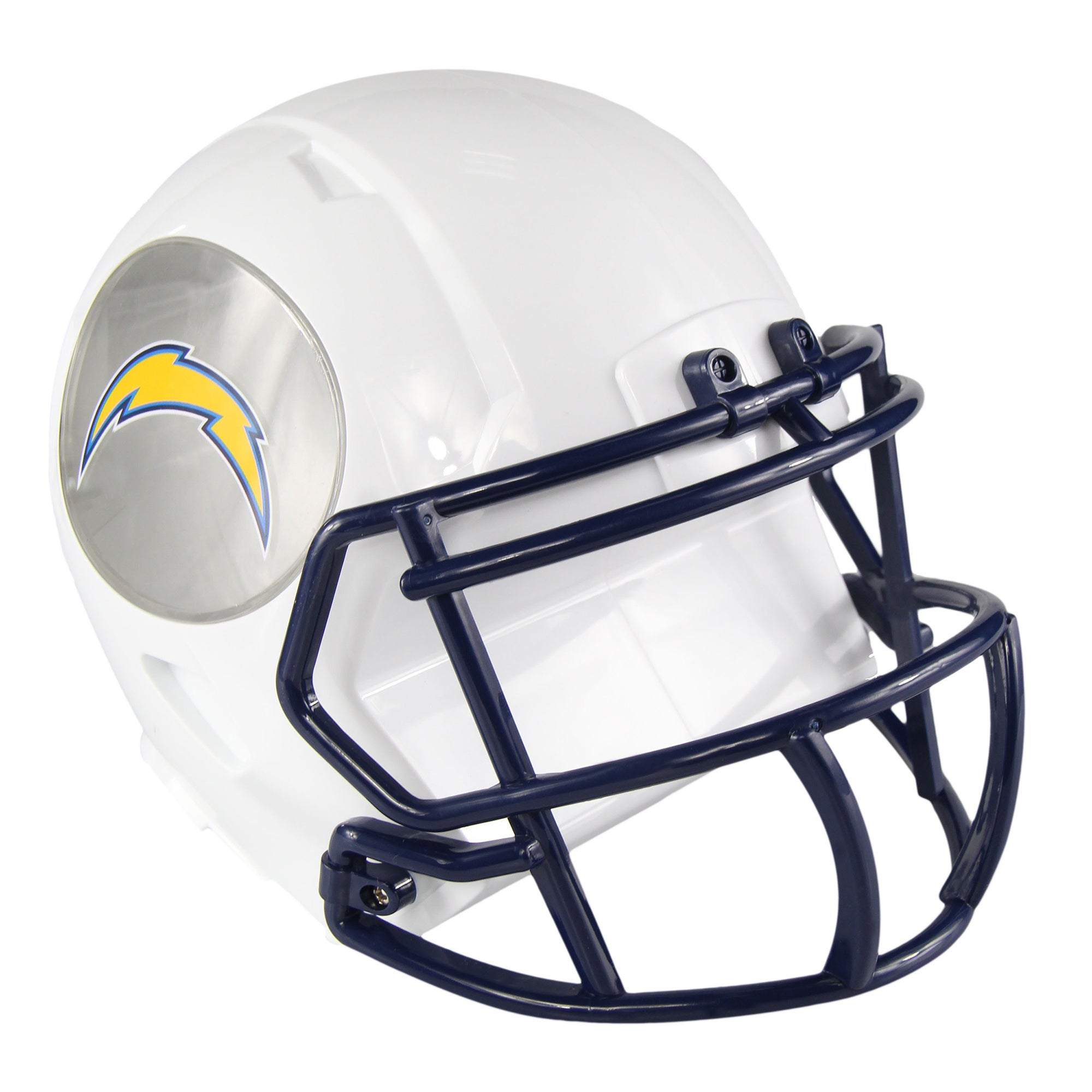 Forever Los Angeles Chargers NFL Mini Helmet Bank (1)