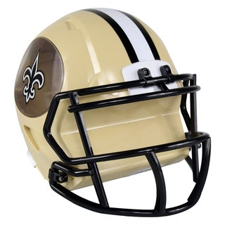 New Orleans Saints NFL Mini Helmet Bank
