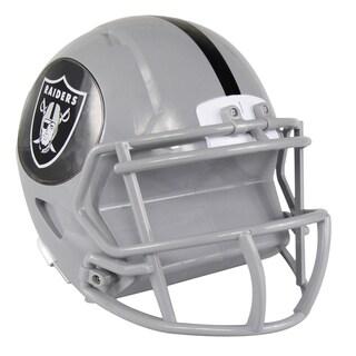 Oakland Raiders NFL Mini Helmet Bank