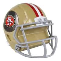 San Francisco 49Ers NFL Mini Helmet Bank