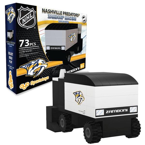Shop Nashville Predators NHL Zamboni Machine - Free Shipping