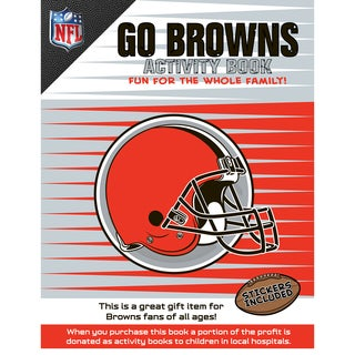 In the Sports Zone The Go Browns Activity Book