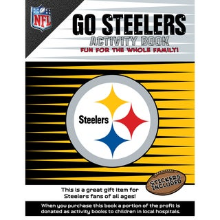 In the Sports Zone The Go Steelers Activity Book