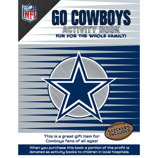 In the Sports Zone The Go Cowboys Activity Book