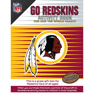 In the Sports Zone The Go Redskins Activity Book
