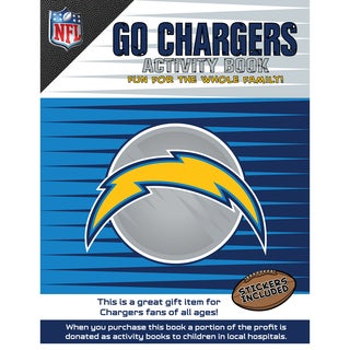 In the Sports Zone The Go Chargers Activity Book