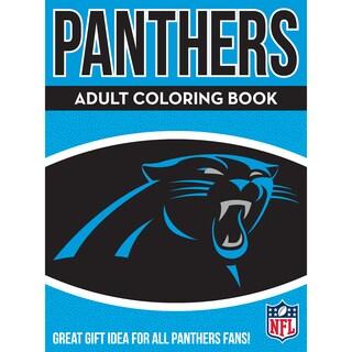 Carolina Panthers NFL Adult Coloring Book
