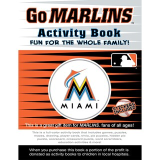 In the Sports Zone The Go Marlins Activity Book