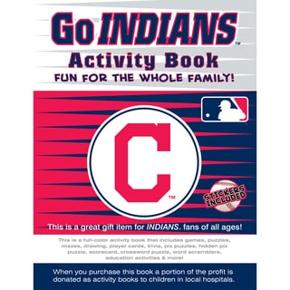 In the Sports Zone The Go Indians Activity Book