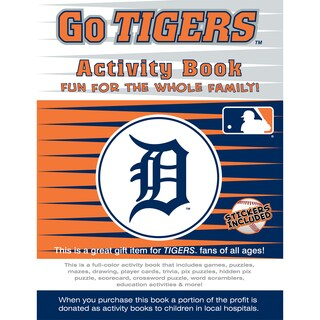 In the Sports Zone The Go Tigers Activity Book