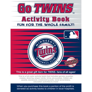 In the Sports Zone The Go Twins Activity Book