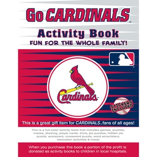 In the Sports Zone The Go Cardinals Activity Book