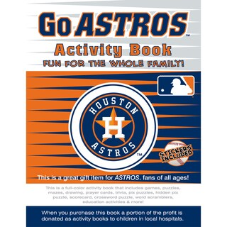 In the Sports Zone The Go Astros Activity Book