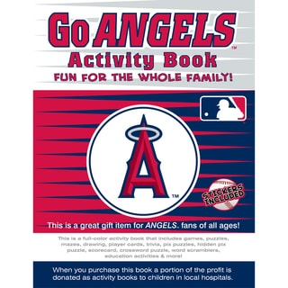 In the Sports Zone The Go Angels Activity Book