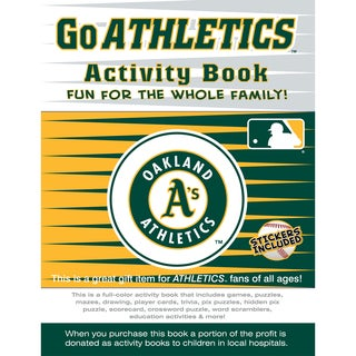 In the Sports Zone The Go A's Activity Book