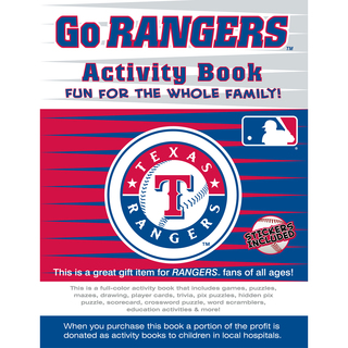 In the Sports Zone The Go Rangers Activity Book