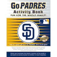 In the Sports Zone The Go Padres Activity Book