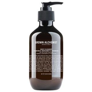Grown Alchemist Chamomile, Bergamot, Rosewood 10-ounce Body Cleanser