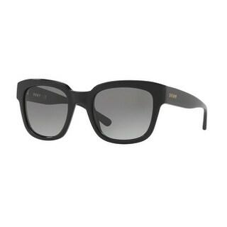 Donna Karan New York Women's DY4145 368811 52 Plastic Rectangle Sunglasses