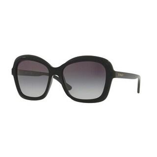 Donna Karan New York Women's DY4147 368811 56 Plastic Rectangle Sunglasses