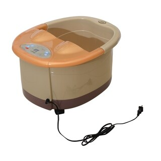 Soozier Foot Bath Spa or Massager with Bubble Heating