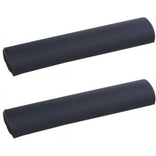 Soozier Massage Table Half Round Bolster Pillow (Pack of 2)